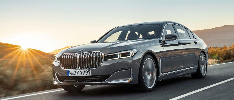 La limousine bavaroise s'offre une première mise à jour