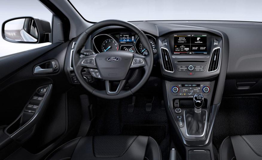 Ford Focus Berline restylee