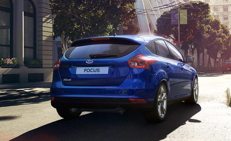 Ford Focus Ecoboost Titanium