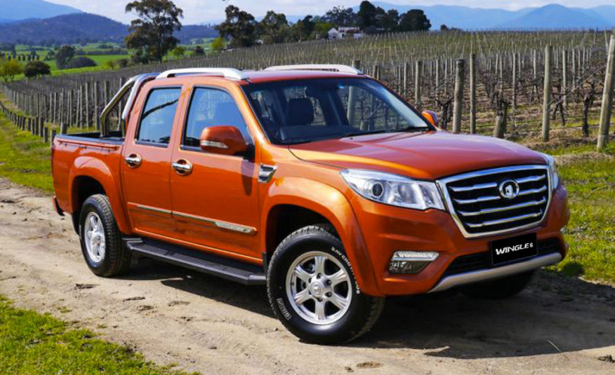 Great Wall Wingle 6 DC 4×4