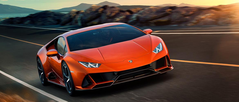 Nouvelle Lamborghini Huracán EVO: un plaisir de conduite accru