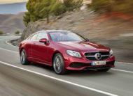 Mercedes-Benz-E Coupe
