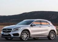 Mercedes-Benz GLA Urban