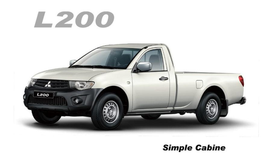 Mitsubishi L200 SC