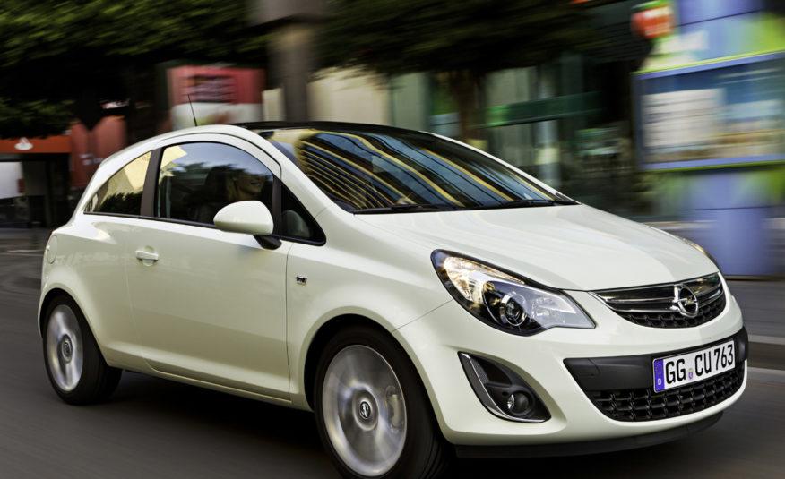 Opel Corsa (D) 3 portes