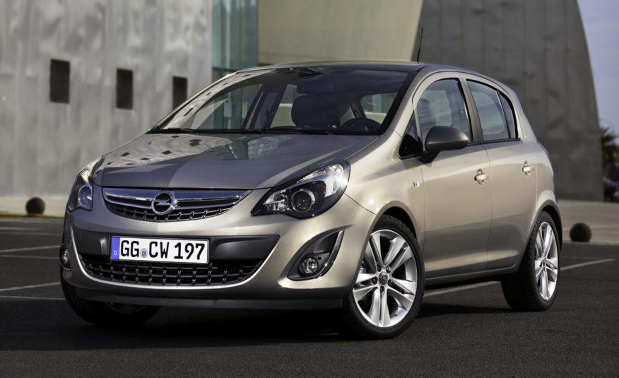 Opel Corsa (D) 5 portes