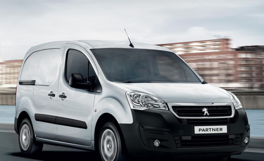 Peugeot Partner Fourgon