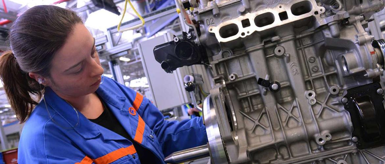 PSA produit le moteur PureTech dans l'usine de Tychy