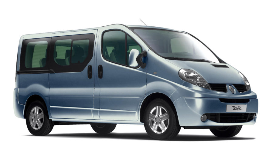 Renault Trafic 2-9 places