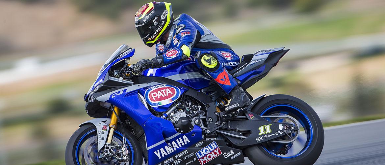 LIQUI MOLY soutient Yamaha dans le Championnat du Monde Superbike