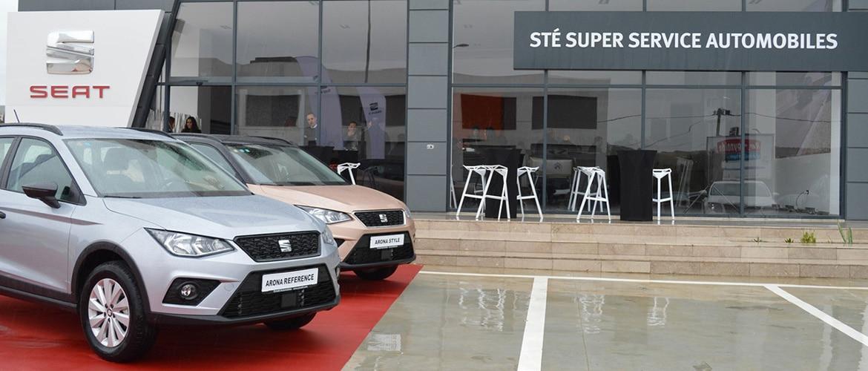 Inauguration d'une Nouvelle agence SEAT à Mnihla