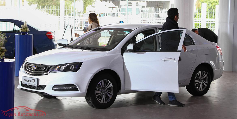 Geely entre officiellement sur le marché de l'automobile en Tunisie
