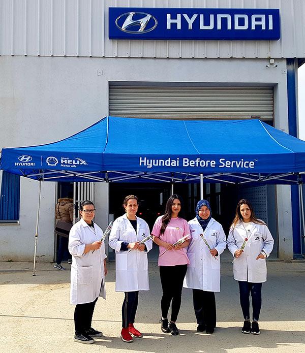 Hyundai Femmes