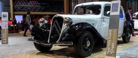 Citroën fête ses 100 ans: les lignes fortes de son histoire