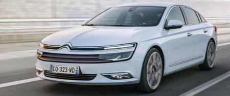 Une vision de ce que pourrait être la future Citroën C5