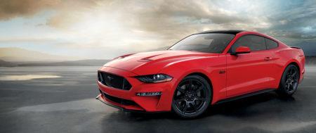 Ford Mustang est le coupé sportif le plus vendu dans le monde