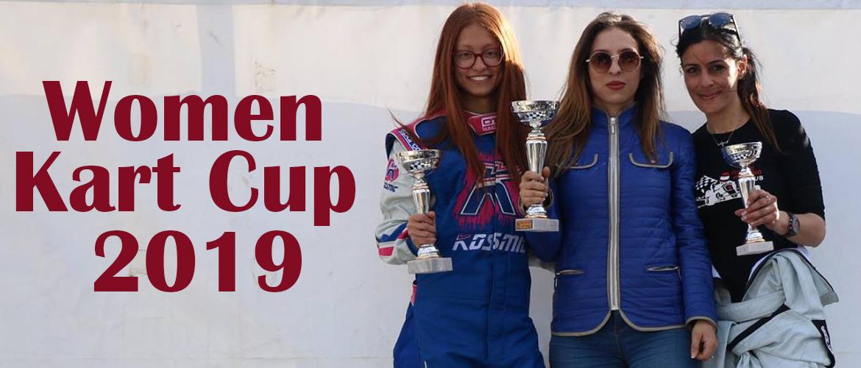 Women Kart Cup 2019