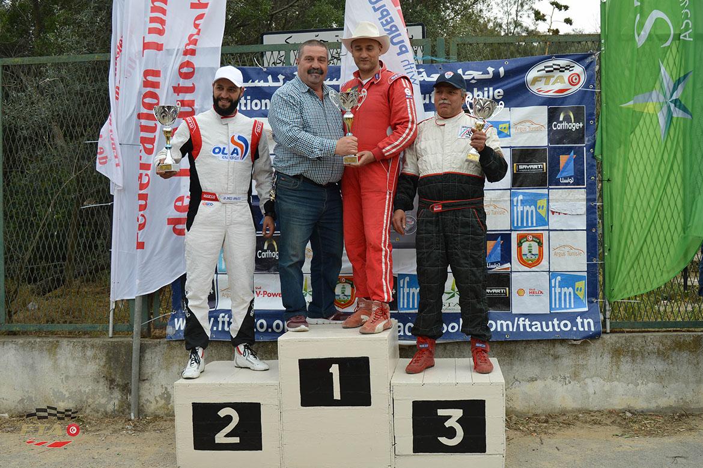 première manche du Championnat National Tunisia Challenge