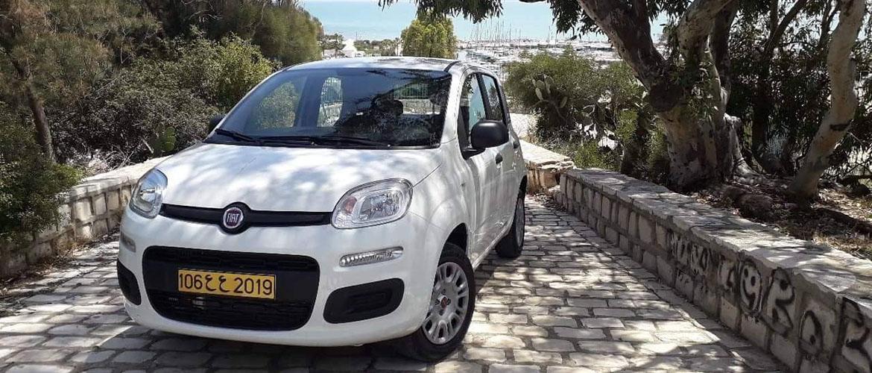 Essai Fiat Panda Populaire En Tunisie , équipé du bicylindre Twinair de 85 ch