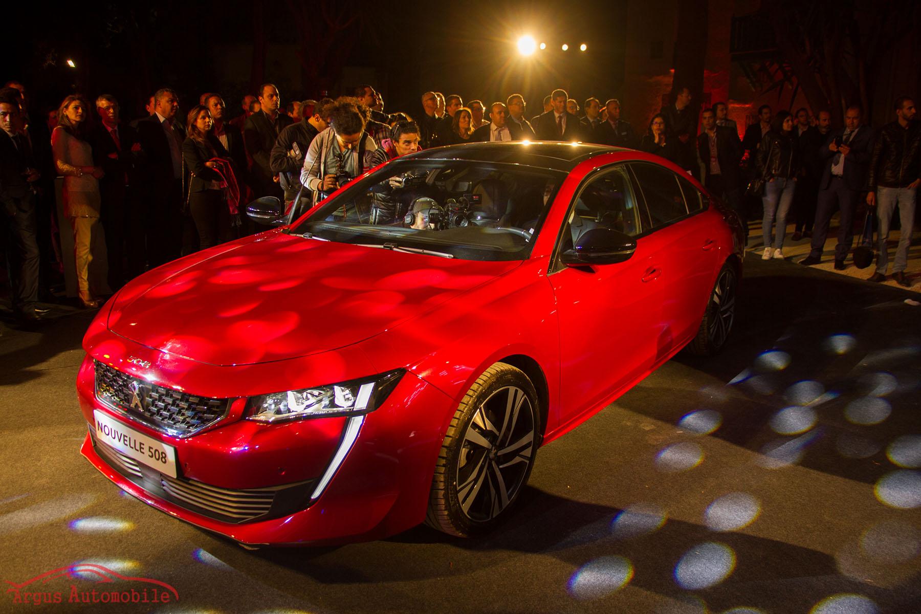 La nouvelle Peugeot 508