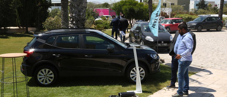 La marque SEAT lance l'Arona Xcellence en Tunisie