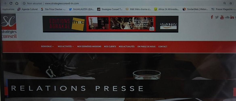 STRATEGIES CONSEIL se refait une beauté en dévoilant son nouveau logo et site internet
