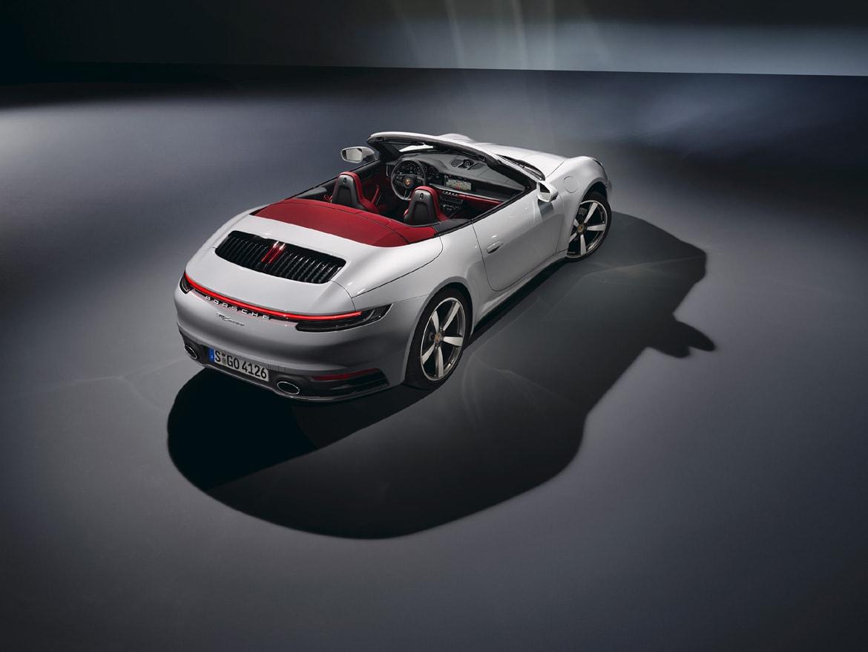 Porsche dévoile les nouvelles 911 Carrera Coupé et 911 Carrera Cabriolet
