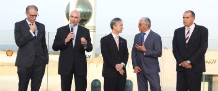 Shell et Geely signent une convention de partenariat