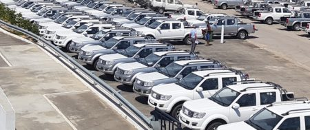 Début d'exportation des Pick Up tunisiens vers l'Afrique