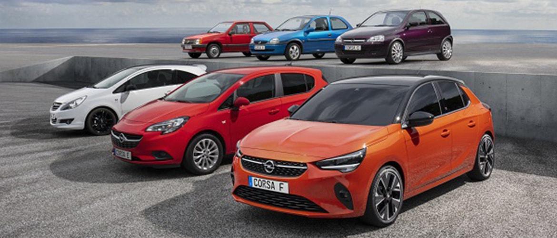 La nouvelle Opel Corsa se dévoile dans la capitale française