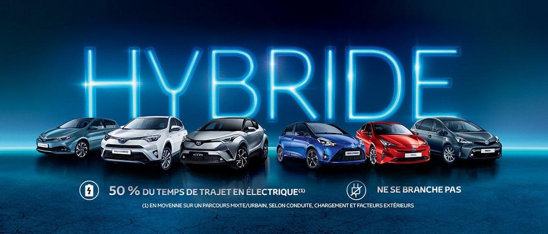 BSB Toyota prévoit d'introduire la technologie hybride dès 2019