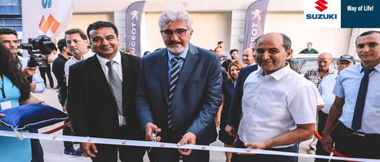 Inauguration de l'agence officielle Suzuki Laatiri Auto Service