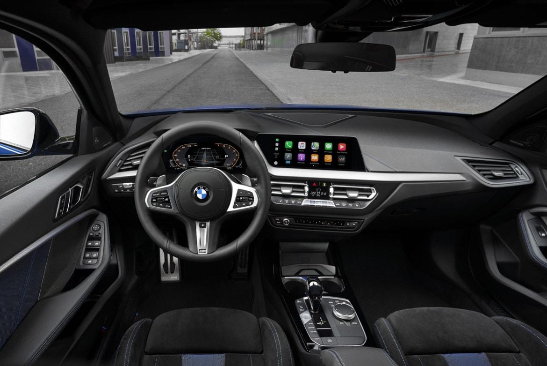 BMW a totalement réinventé sa Série 1