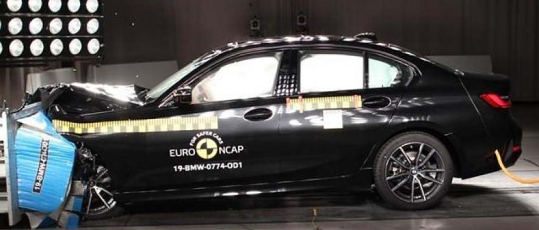 5 étoiles au test Euro NCAP pour les BMW séries 1 et 3