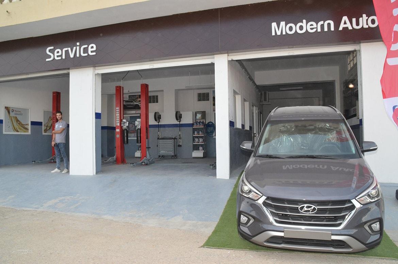 Hyundai Monastir