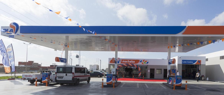 Une nouvelle station-service OLA Energy à Raqqada (Kairouan)