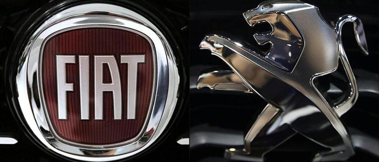 Accord de principe sur la fusion entre Fiat-Chrysler et PSA