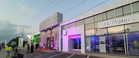 Nouvelle Agence Officielle ENNAKL Automobiles à GROMBALIA