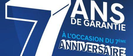 Le 7ème anniversaire d'une marque qui s'impose en Tunisie