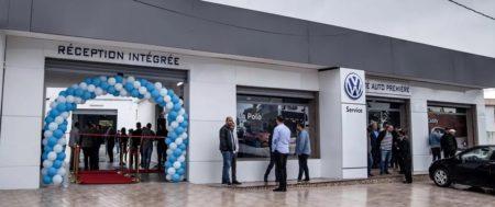 Un Nouvel Atelier Agréé Volkswagen à Ras Jbal, Bizerte