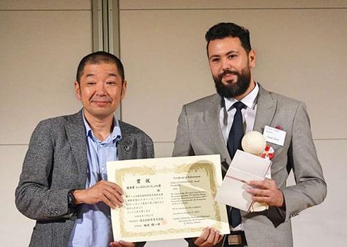 Un jeune tunisien honoré au Japon EV Design 2019