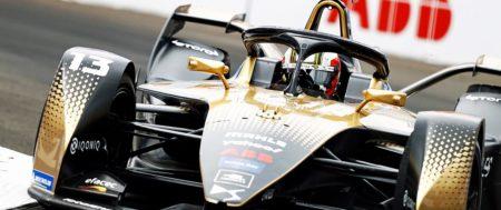António Félix sur le podium de la 2éme course du E-Prix de New York !