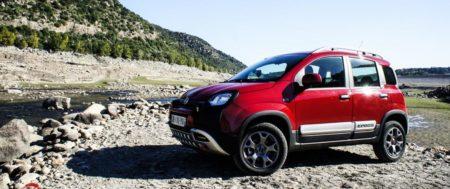 PANDA CROSS : FIAT OFFRE LE PLUS PETIT SUV DEPUIS TRENTE ANS