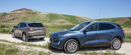 Nouveau Ford Kuga : Le SUV intelligent, élégant et connecté