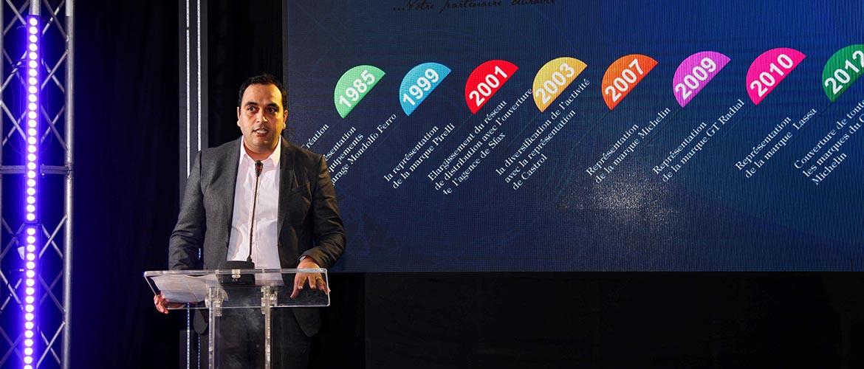 Jomaa SA fête 35 ans de success-story avec un nouveau look