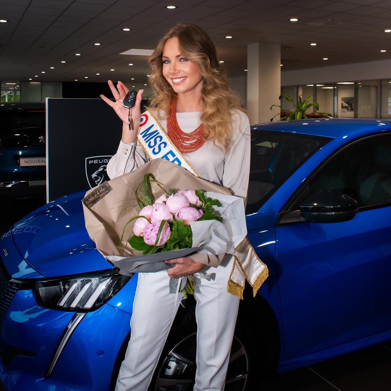 Miss France Peugeot