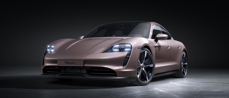 Porsche Tunis présente le Taycan,100 % électrique