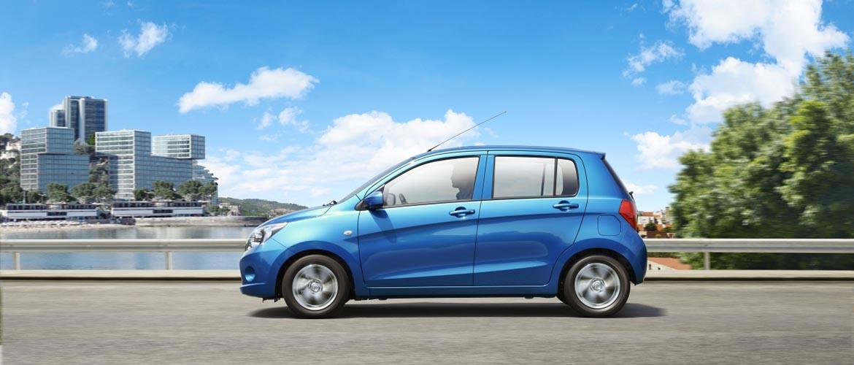 Suzuki Celario Populaire