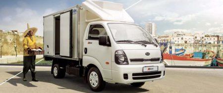 City Cars lance sa nouvelle camionnette K2500