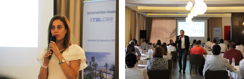 Italcar convention réseau 2021